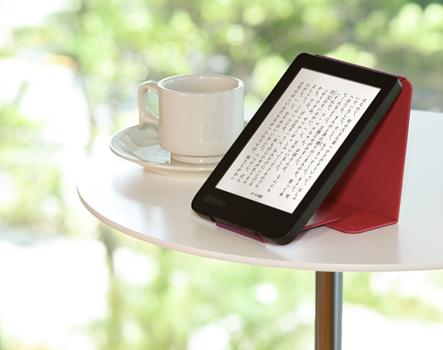 新型電子書籍リーダー「Kobo Clara HD」発売!ってまた8GBかよっ!