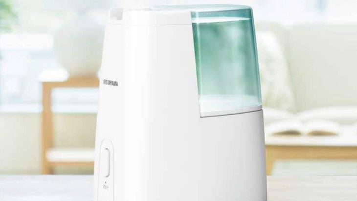 [SHM-260D-G]アイリスオーヤマの加湿器を使ってみた感想・レビューと評価